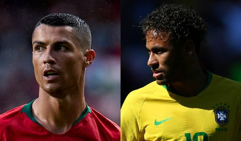 Cristiano Ronaldo / Neymar