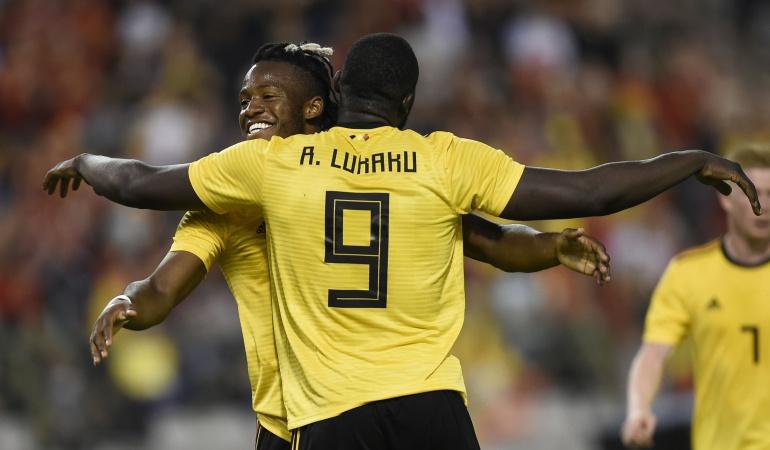 mundial rusia 2018 belgica: Bélgica golea a Costa Rica 4-1 en amistoso previo a Mundial