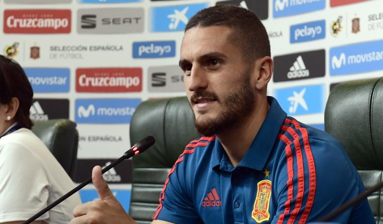 """España Portugal: Koke: """"Cristiano es un jugador que te gana partidos"""""""