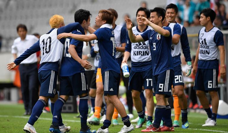 Japón Vs Paraguay: Japón derrotó a Paraguay en su último amistoso previo al Mundial de Rusia