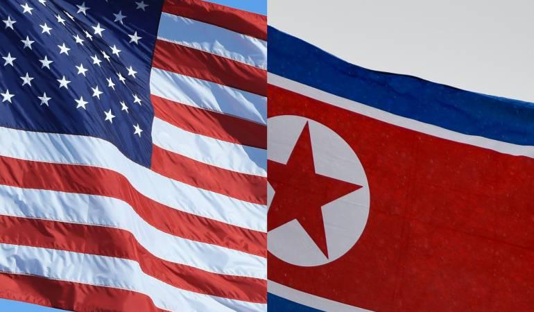 Estados Unidos y Corea del Norte
