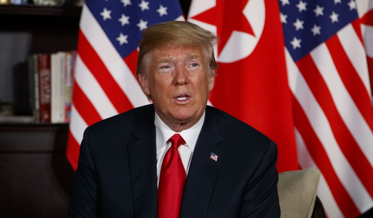 Donald Trump y Corea del Norte: ¿Hoteles y condominios en Corea del Norte? Trump lo ve posible