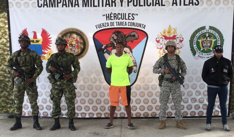 Seguimiento a Alias Guacho: Fiscalía pedirá cárcel para el hermano de alias 'Guacho'