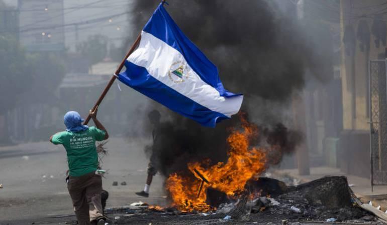 Crisis sociopolítica Nicaragua: La CIDH llevará ante la OEA evidencias sobre crisis en Nicaragua