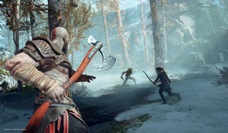 God Of War reseña: God Of War: El regreso triunfal de Kratos