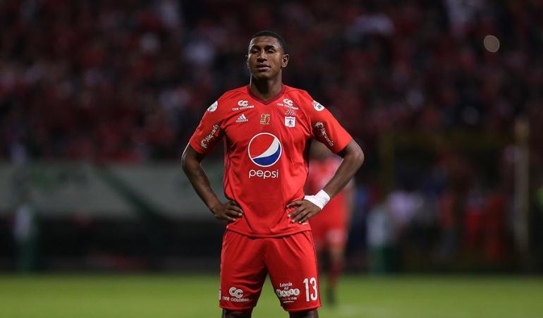 Juan Camilo Ángulo América Deportivo Cali: Juan Camilo Ángulo cambia al América por el Deportivo Cali