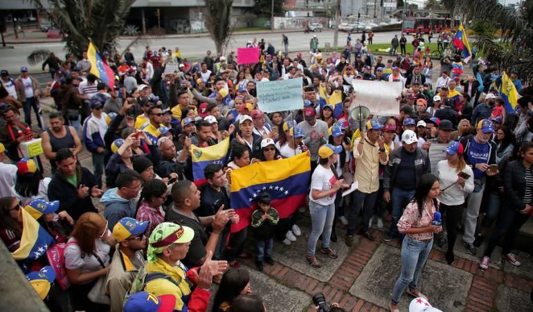 Migración venezolanos: Más de un millón de migrantes venezolanos se han radicado en Colombia
