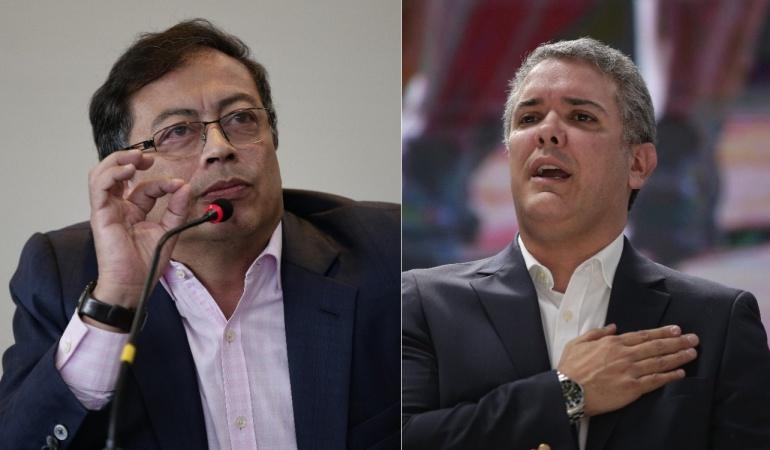 ELECCIONES PRESIDENCIALES 2018: Estos son los nuevos apoyos que suman Petro y Duque