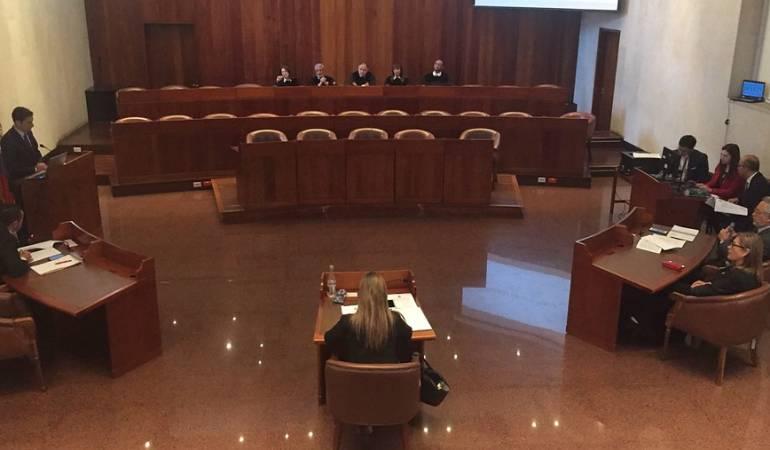 pérdida de investidura: En firme pérdida de investidura a congresista Luz Adriana Moreno