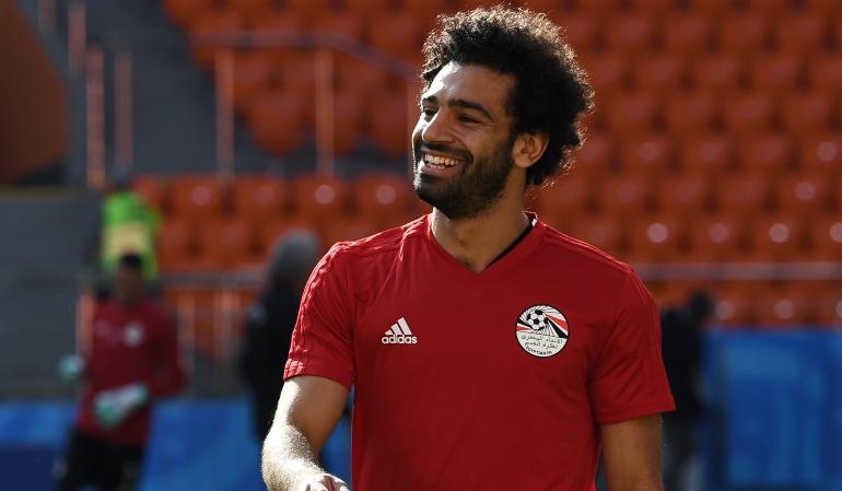 """Mundial 2018: Héctor Cúper: """"Puedo casi asegurar que Salah está listo para jugar"""""""