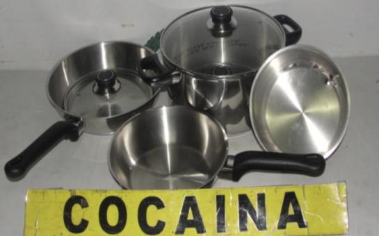 Métodos de narcotráfico: El 'ingenio' en los narcos - envíos