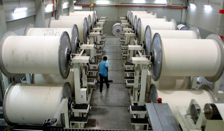 Producción industrial: Se dispara la producción industrial en abril, creció 10.5%
