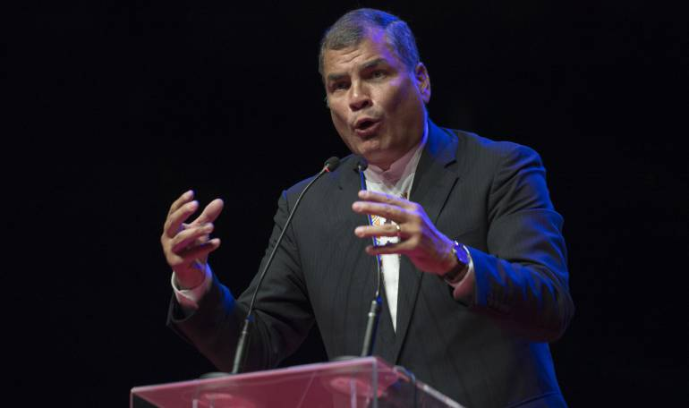 Caso judicial contra Rafael Correa: Parlamento abre vía a vincular penalmente a Correa en secuestro de opositor