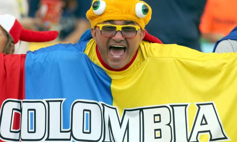 Mundial Rusia 2018: Más de 11.000 colombianos han viajado a Rusia para acompañar a la selección