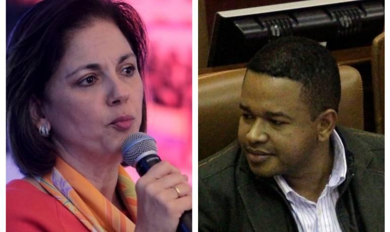 Elecciones presidenciales de Colombia 2018: Rifirrafe entre María del Rosario Guerra y Yahir Acuña por redes sociales