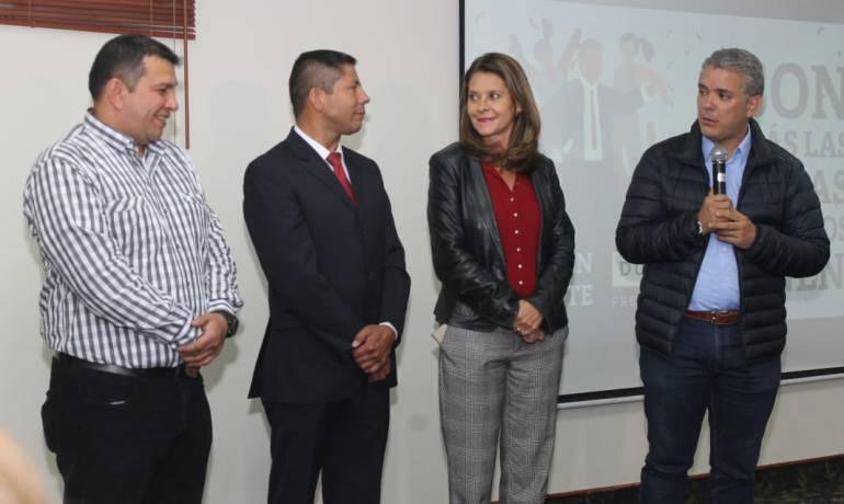 Elecciones presidenciales de Colombia 2018: Jhon Frank Pinchao, ex secuestrado por las Farc, anunció apoyo a Iván Duque