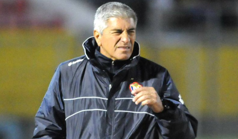 Nuevo entrenador Medellín Octavio Zambrano: El ecuatoriano Octavio Zambrano es el nuevo entrenador del Medellín