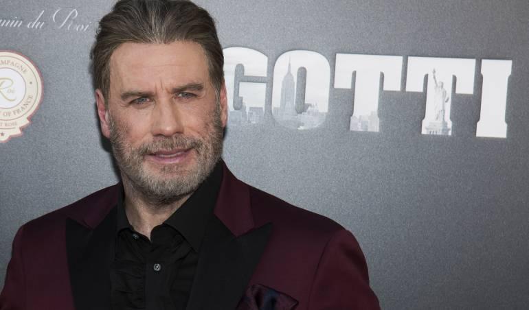 """Grease: Travolta, 40 años después de """"Grease"""", y aún conserva dotes para el baile"""