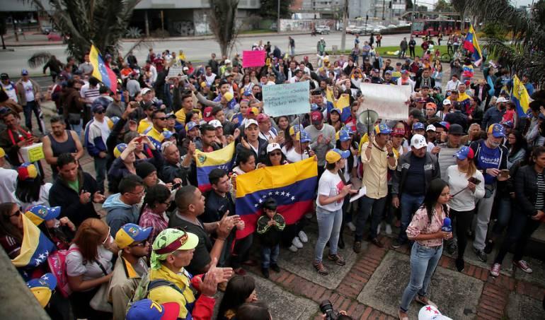 Censo venezolanos en Colombia: ACNUR destacó registro de venezolanos en Colombia