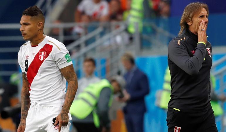 """Mundial rusia 2018: Paolo Guerrero: """"Hay que respetar las decisiones del profesor"""""""