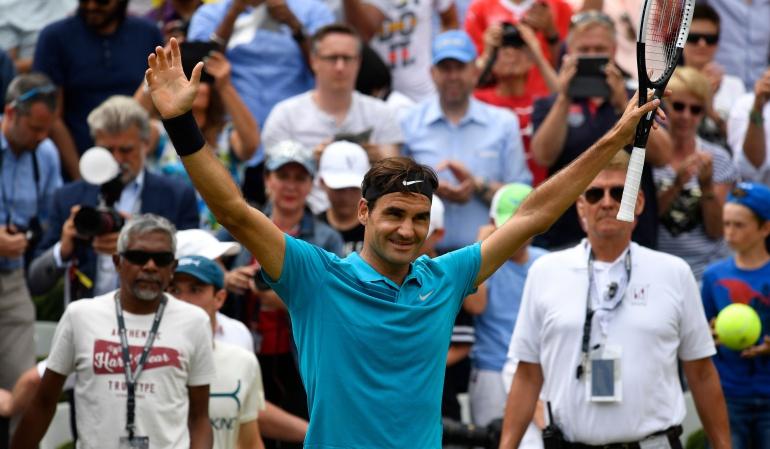 roger federer: Federer es nuevo número uno del mundo tras conquistar el ATP en Stuttgart