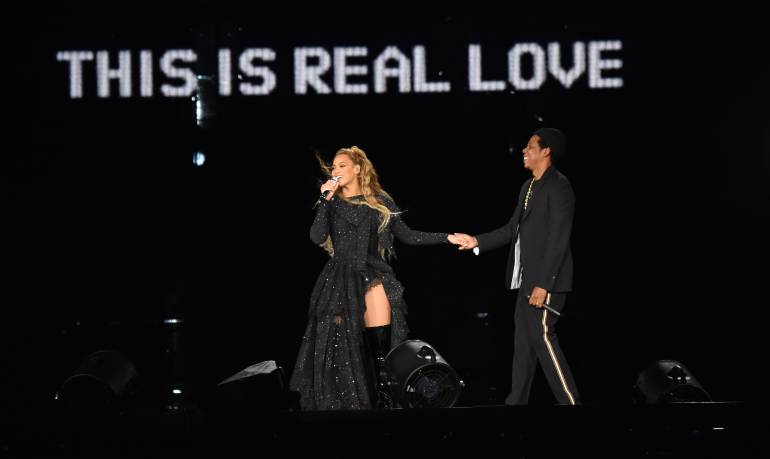 """Everything is love"", el primer y sorpresivo disco de Beyoncé y Jay-Z"
