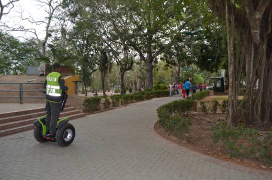 Un recorrido cargado de naturaleza en el parque lineal de Montería