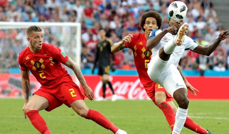 Bélgica 3-0 Panamá Rusia 2018: Bélgica no decepcionó en su debut y venció 3-0 a Panamá