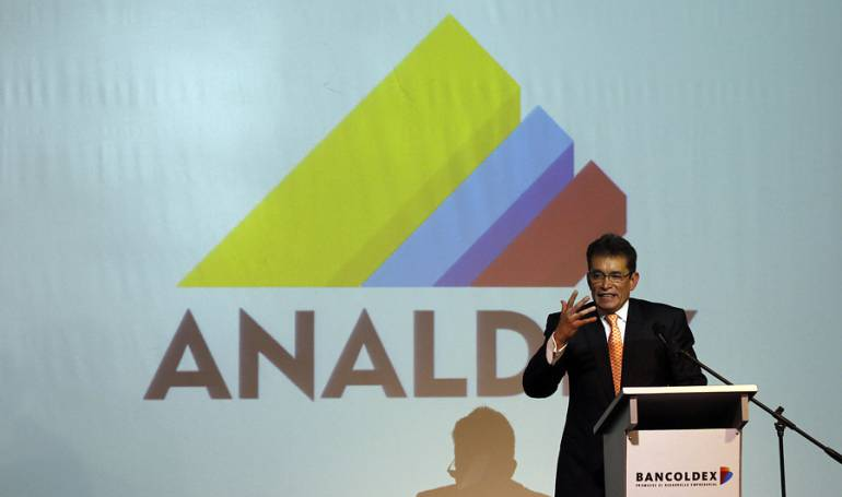 Javier Diaz, presidende de Analtex.