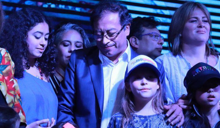 Elecciones Colombia 2018: Gustavo Petro asumirá curul en el Senado