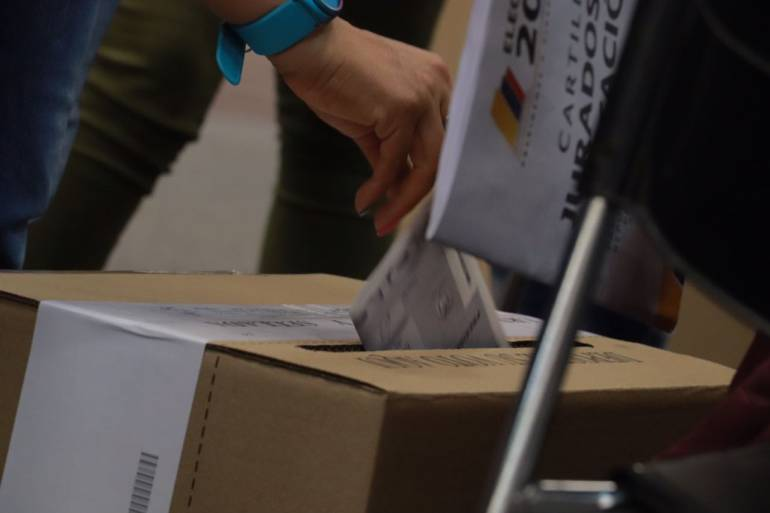 elecciones presidenciales 2018: MOE presenta balance satisfactorio de la segunda vuelta presidencial