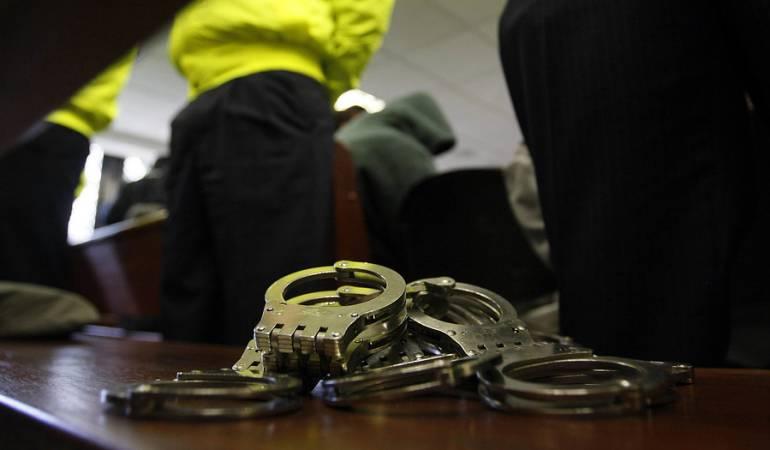 Cárcel Pareja Desaparecida: Cárcel para presuntos responsables de desaparición de pareja en Guaviare
