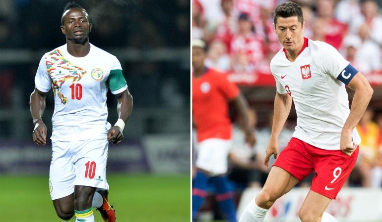 Polonia vs. Polonia: Lewandowski y Mané arrastran equipos livianos