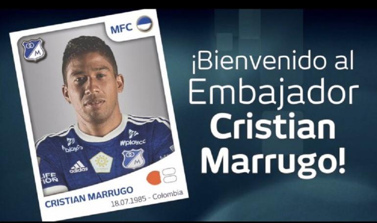 Refuerzos Millonarios 2018: Christian Marrugo, nuevo refuerzo de Millonarios