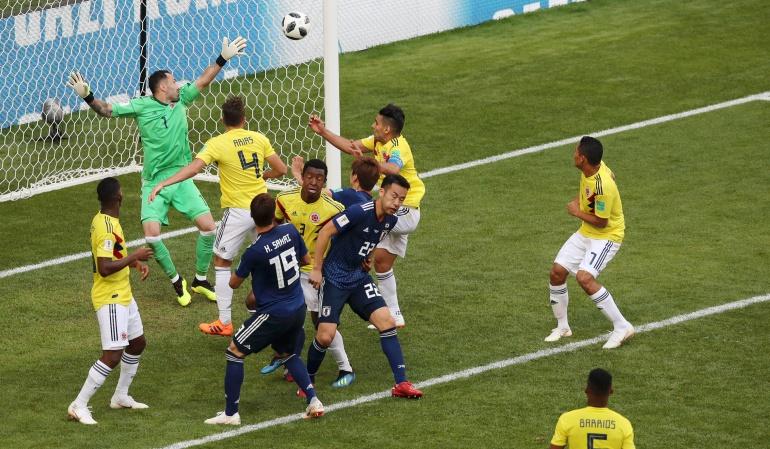 Colombia Japón en vivo online: Amargo debut: Colombia cae 1-2 ante Japón