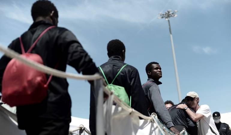Aumentó el número de desplazamientos forzados en el mundo