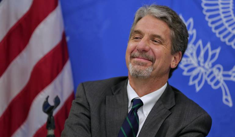 Kevin Whitaker