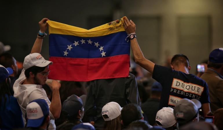 Nuevo Gobierno de Colombia: Duque no nombrará embajador en Venezuela