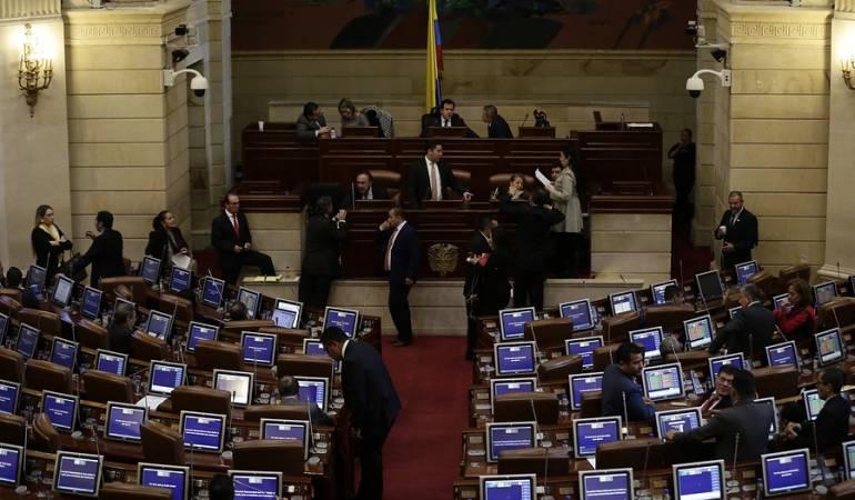 justicia especial de paz: Congreso le da la espalda a Santos y aplaza de nuevo la JEP
