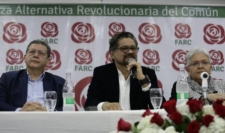 Acuerdo de paz: Farc pide reunión con el presidente Iván Duque