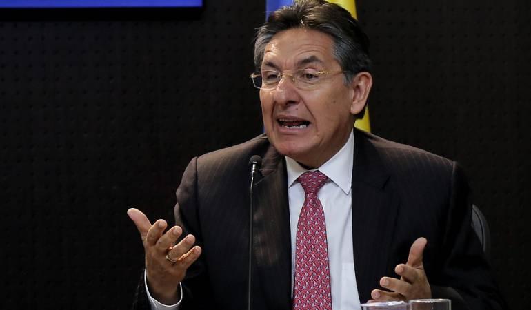 Nestor Humberto Martínez, Fiscal General de la Nación