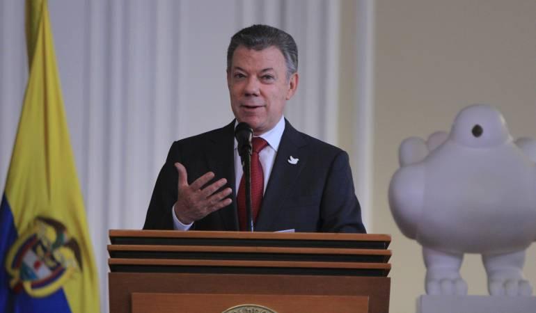 Advertencia a exguerrilleros: Santos advierte que exguerrilleros están pensando en regresar al monte