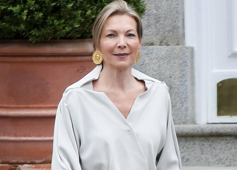 María Clemencia, esposa de Juan Manuel Santos.