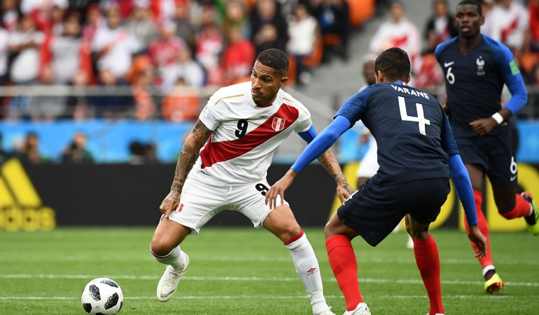 En Vivo Francia Perú online Mundial de Rusia 2018: Perú pierde 1-0 ante Francia y queda eliminado del Mundial de Rusia
