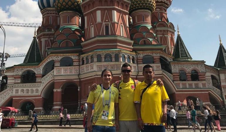 Atletas paralímpicos en Rusia 2018: Atletas Paralímpicos Colombianos acompañan a la Selección en Rusia 2018