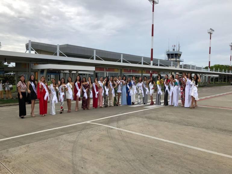 Bienvenida oficial al Reinado Nacional e Internacional de la Ganadería