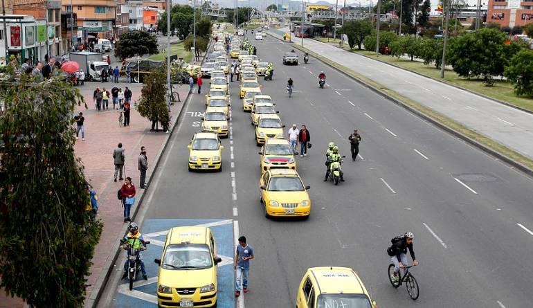 Tarifas de taxis de lujo en Medellín