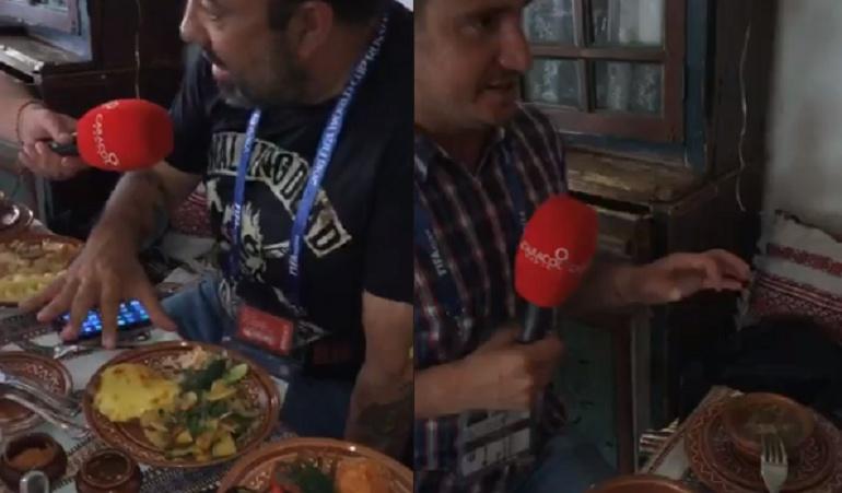 Gastronomía Rusia: ¿Almuerzo con vodka?