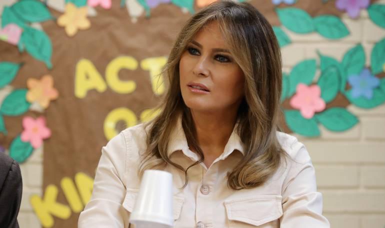 Frontera México y Estados Unidos: Melania Trump pide a Congreso actuar para reunir niños migrantes con padres