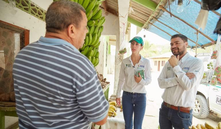 Ovejas ya tiene Plan de Ordenamiento Social de la Propiedad Rural